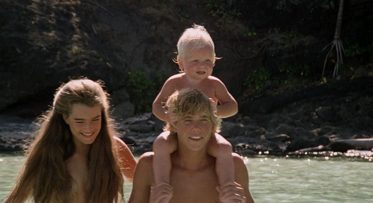 The Blue Lagoon (1980) | Blue lagoon movie, Christopher ...