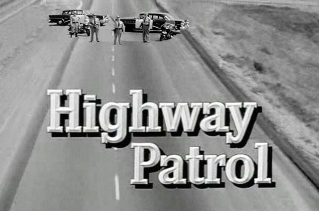 highway patrol tv series | Patrulha Rodoviária - Highway Patrol - Parte 1