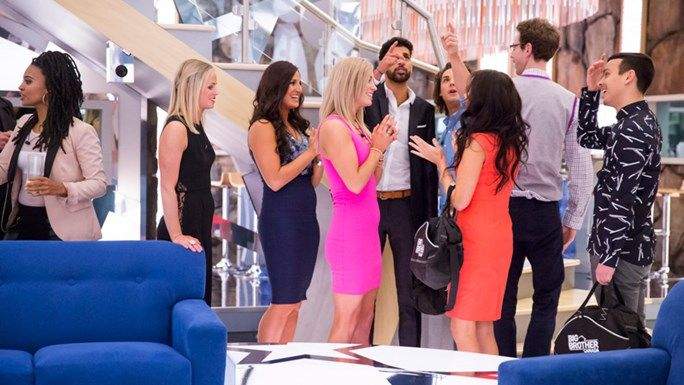 BBCAN 4 | The Houseguests Move In | Episode 1 (6) | Big