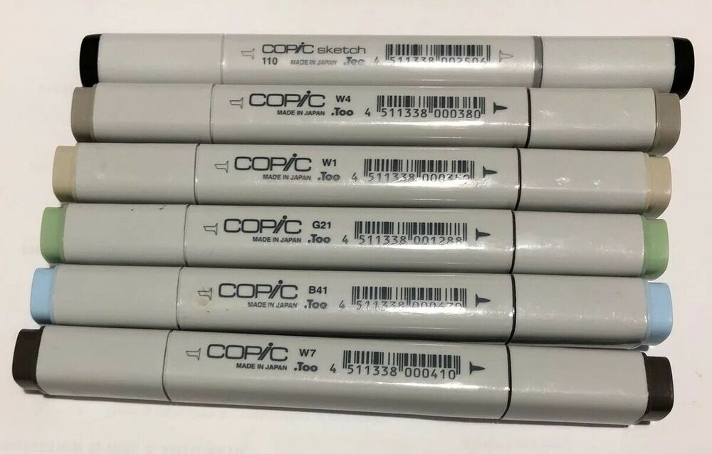 Too Copic 2 block  2 set stand From japan