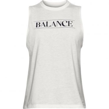 41148f8a09d ... De Wit Schijndel. Under Armour UA Balance Graphic top dames onyx white