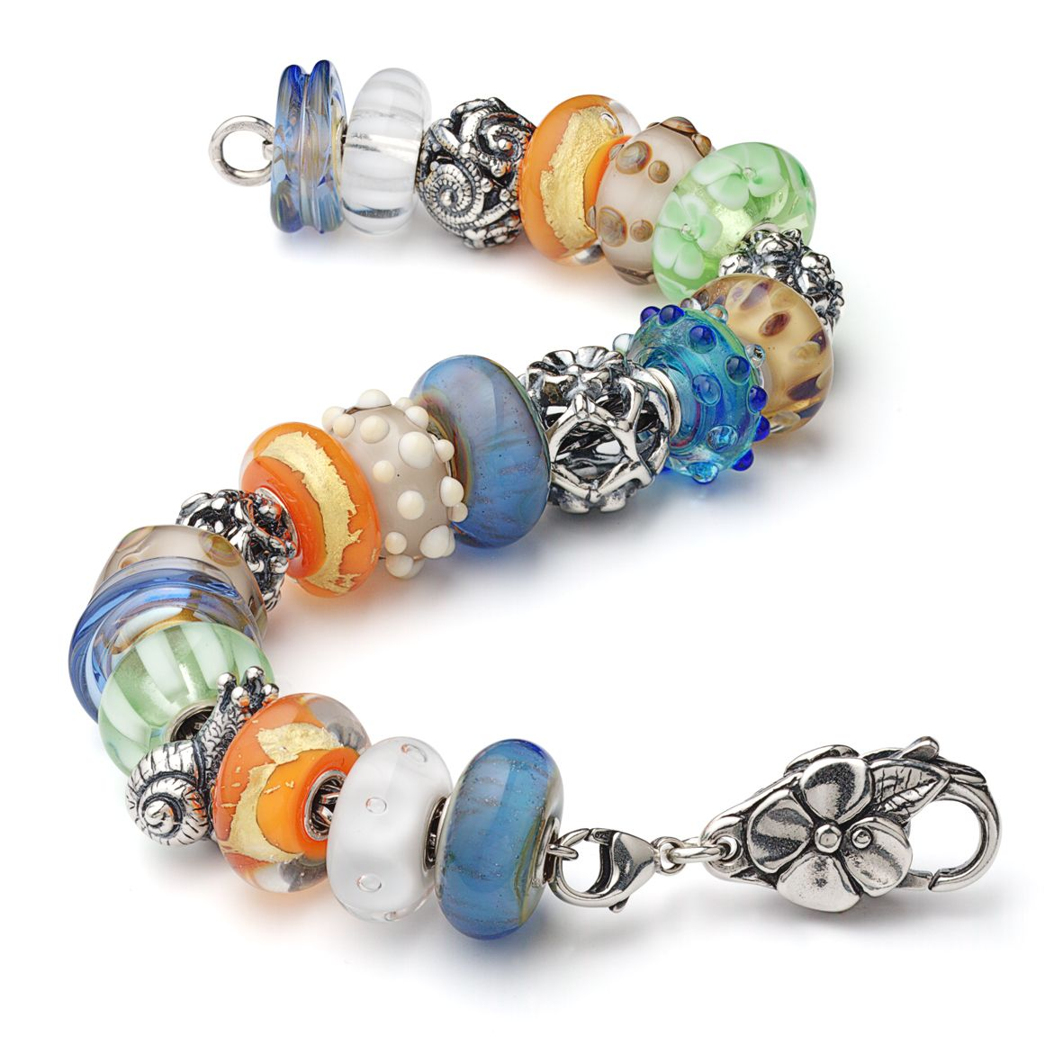 norwich shop treasures dreams in aurum jewellery bracelet delicate trollbead earthly