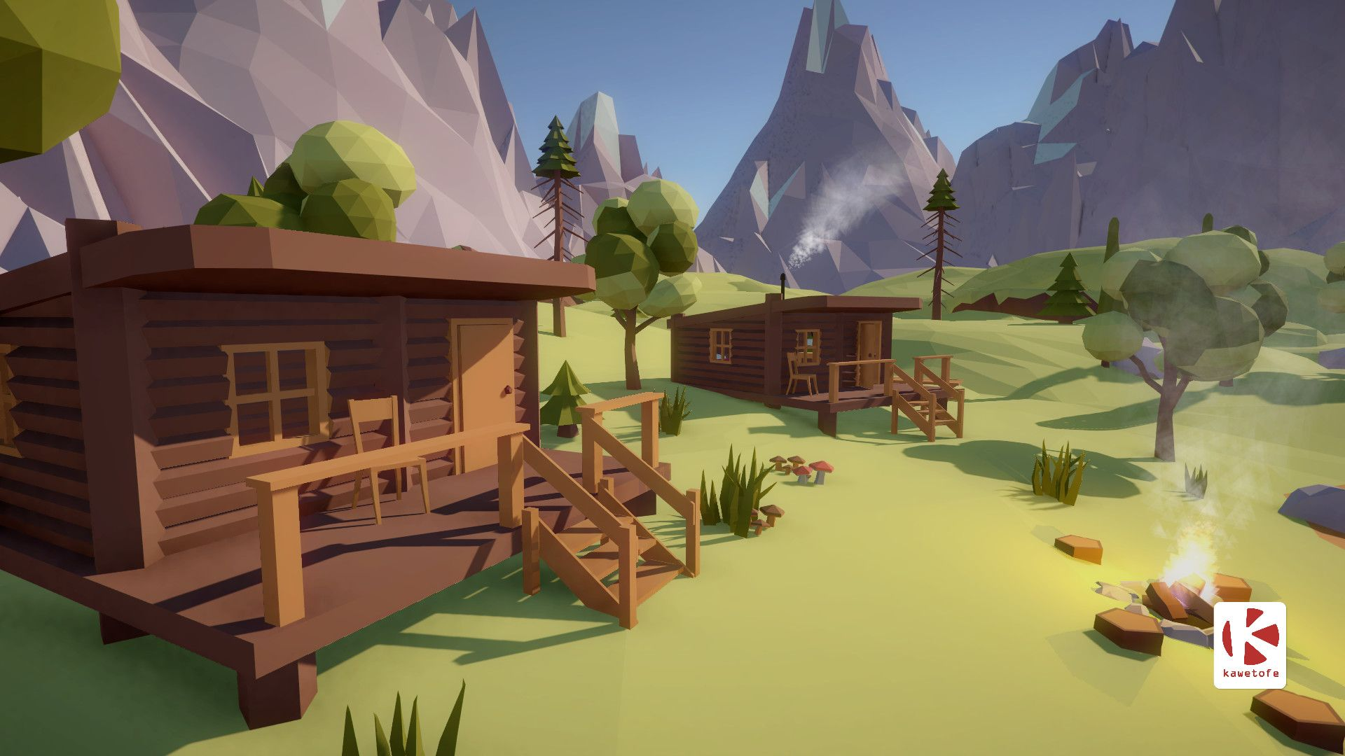 Screenshots of my current unity AssetStore project