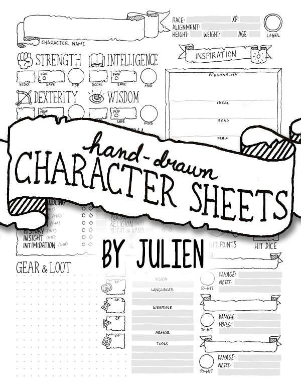 photograph relating to 5e Printable Character Sheet known as Pin upon Dd