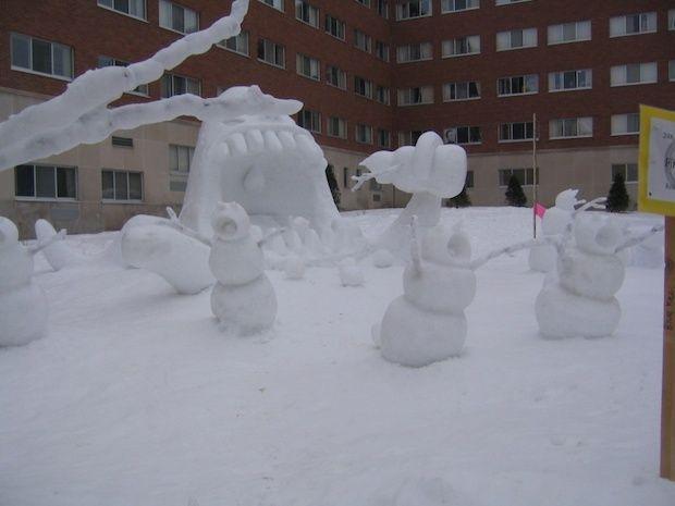 Snow Much Fun Part 3
