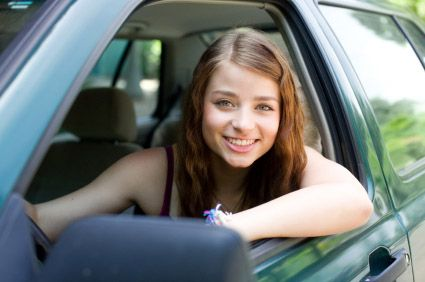 Finding The Right Car For A Young Driver Safe Driving Tips