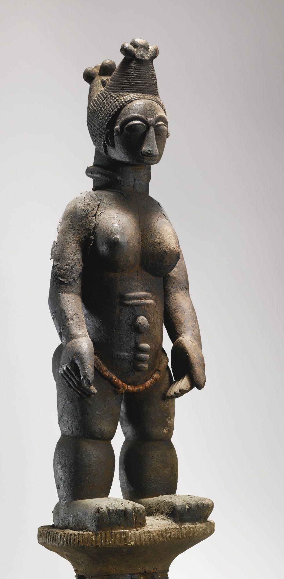 Http Www Sothebys Com Sothebys 2013 C 2018 Sotheby S Merton D Simpson New York 1970s Or 1980s Allan Stone New Yor African Sculptures Ivory Coast Africa