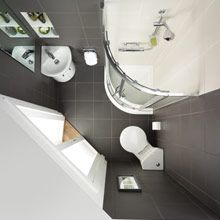 Gallery One Space by Ideal Standard is a collection of innovative and award winning designs Bathroom