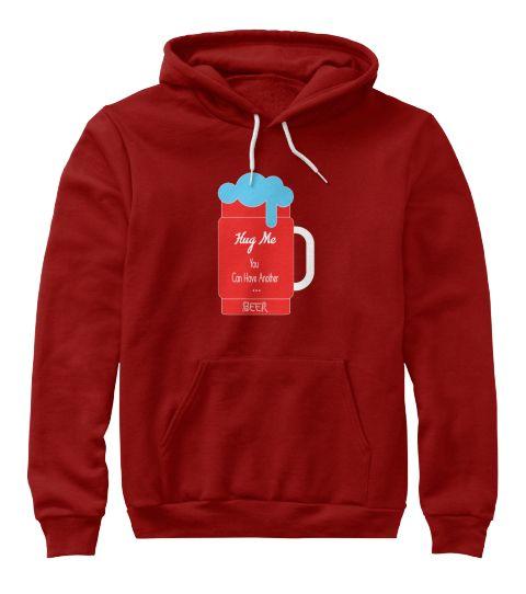 Funny Beer Sweatshirt Hoodies | Limited Cranberry  Sweatshirt Front