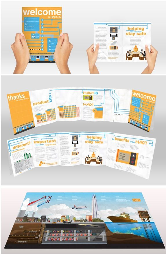 15 Cool Product Brochures 7 GDS 172 Brochure Design Pinterest - product brochures