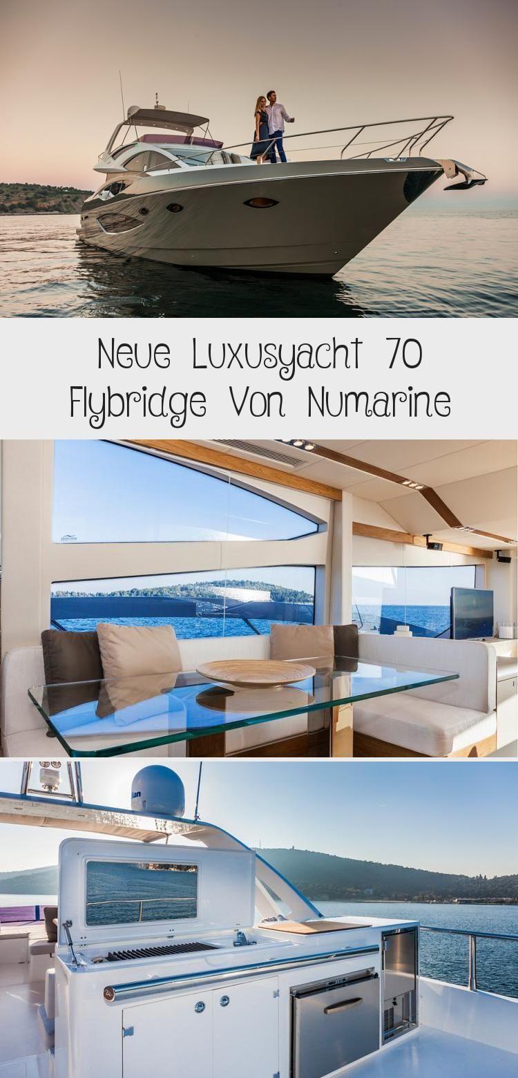 Photo of Ny luksusyacht 70 Flybridge fra Numarine – Pinokyo
