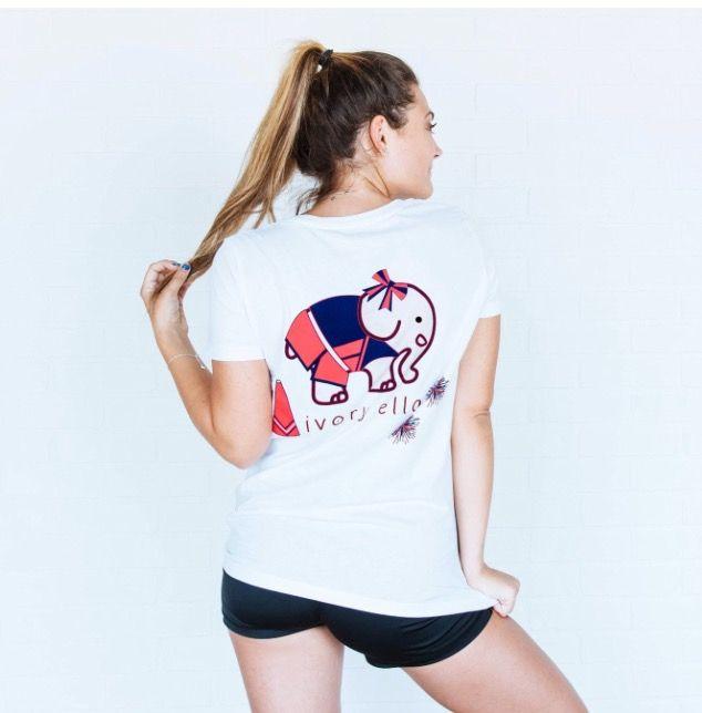 c04b2ef855271d Ivory Ella cheer shirt