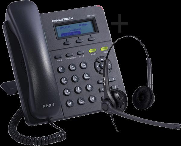 Grandstream Gxp 1400 Voixtone Vt 292 Combo Voip Phone Phone Voip