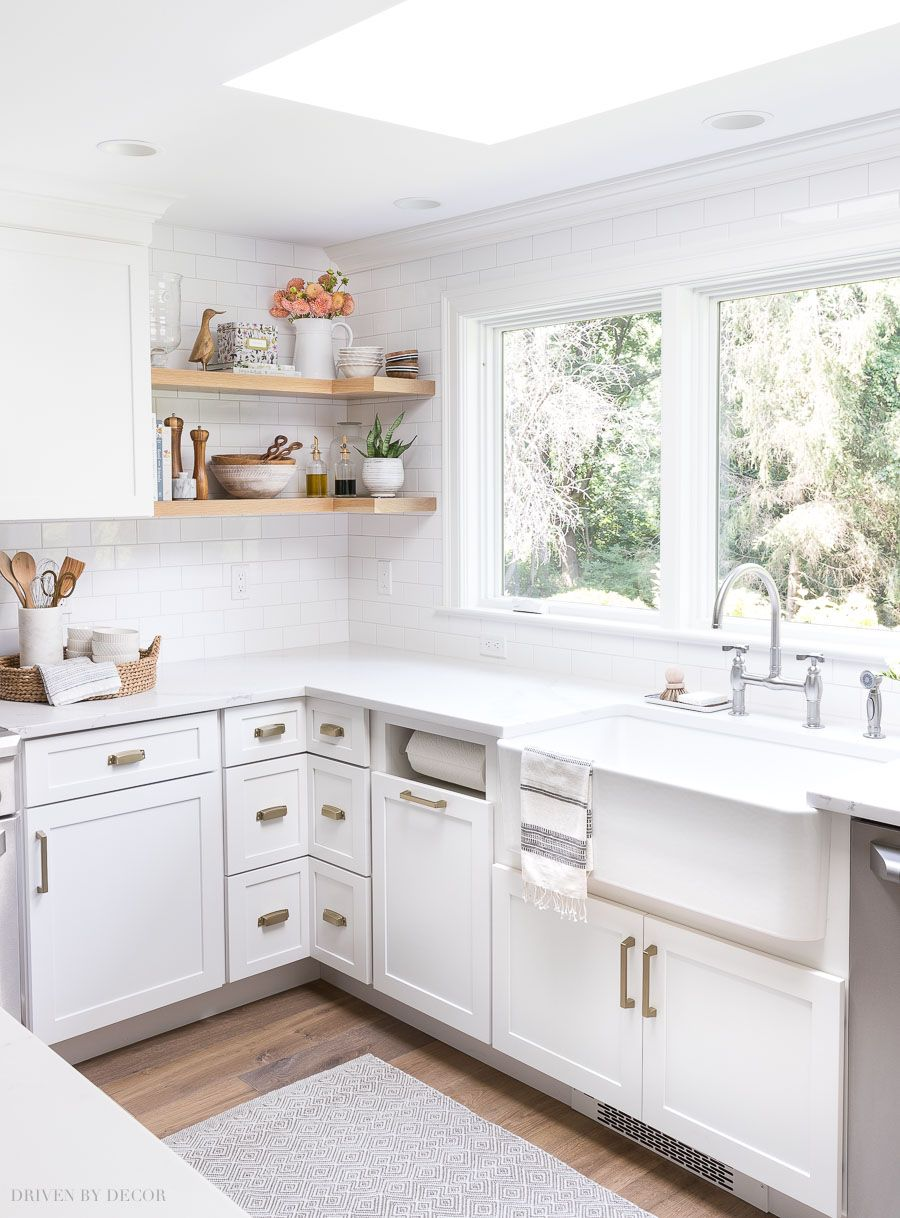 incredible kitchen remodel | Driven By Decor's Incredible Kitchen Remodel Reveal ...