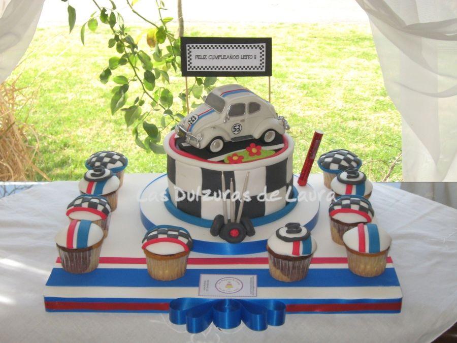 Herbie A Toda Marcha: Herbie! — Birthday Cakes