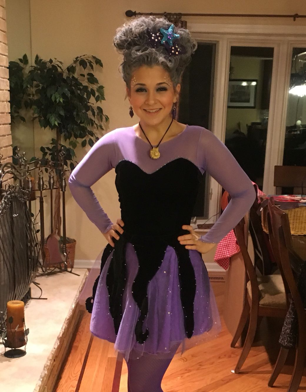 Fun! Longer dress Disney halloween costumes, Ursula