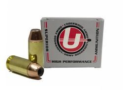 40 S&W 150 Grain Jacketed Hollow Point