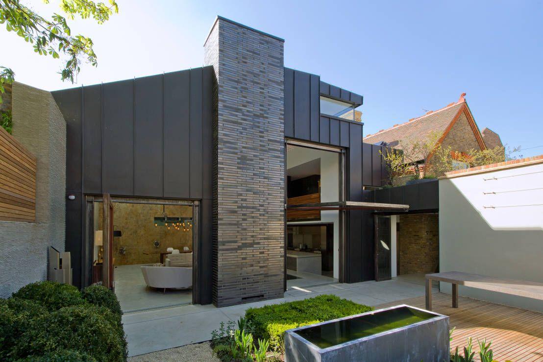 Höchster Wohnkomfort im stylishen Stadthaus | Pinterest | Stadthaus ...