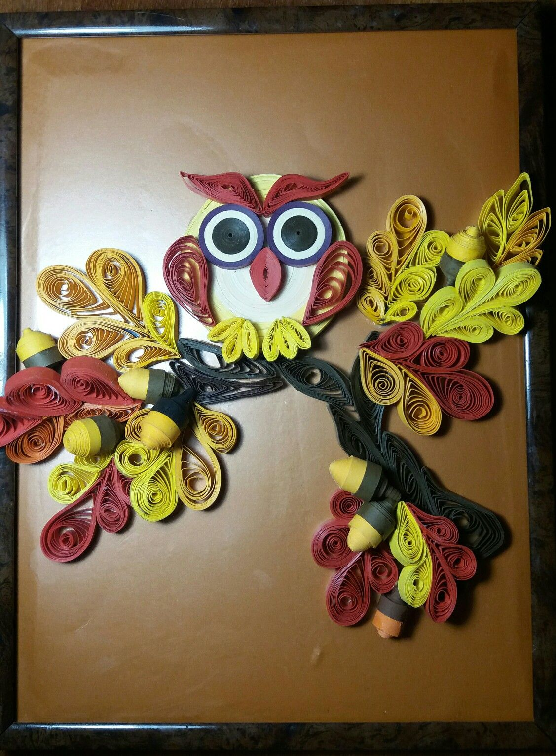 Pin by on qulling pinterest quilling paper quilling designs paper quilling cardboard paper insects origami rolled paper papercraft owls cards jeuxipadfo Image collections