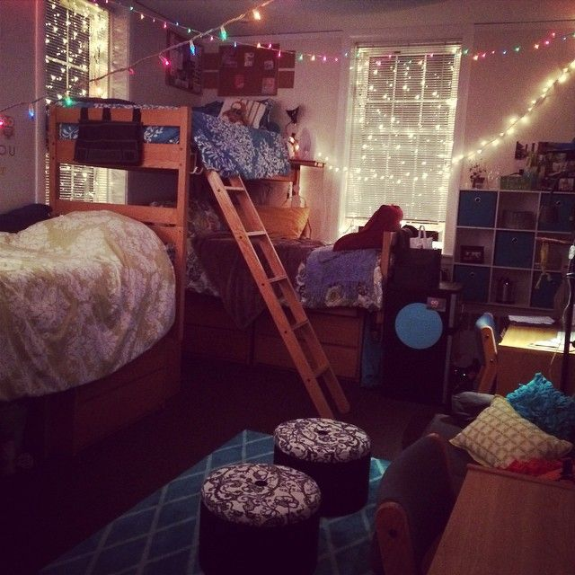 26 Incredibly Cozy Dorms You'd Actually Want To Live In