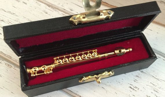 Mini Case Flute
