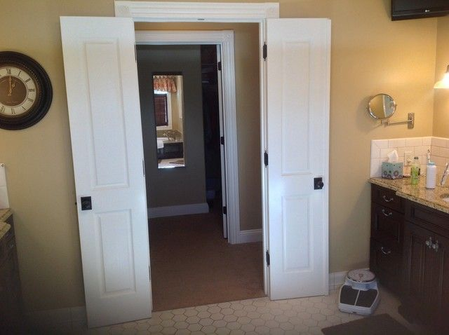 High Quality Narrow Interior French Doors #3 Narrow Double