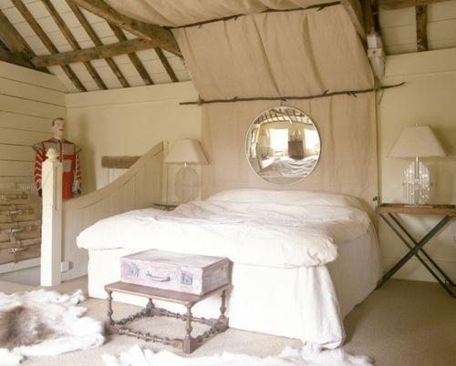 Schlafzimmer gestalten - 30 romantische Einrichtungsideen ...