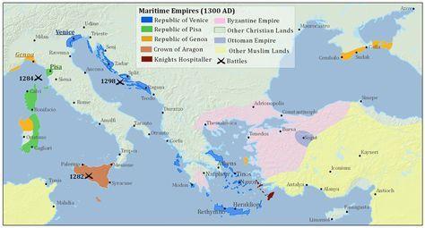 19++ Byzantine republic ideas