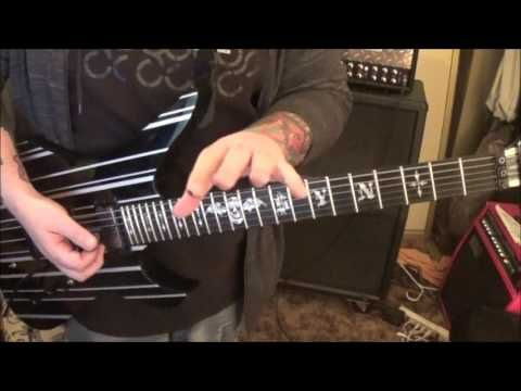 POONTANG BOOMERANG by STEEL PANTHER - CVT Guitar Lesson by Mike ...