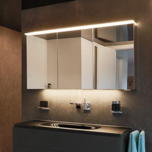 Matedo Next SPSL Spiegelschrank mit LED-Beleuchtung Bath master