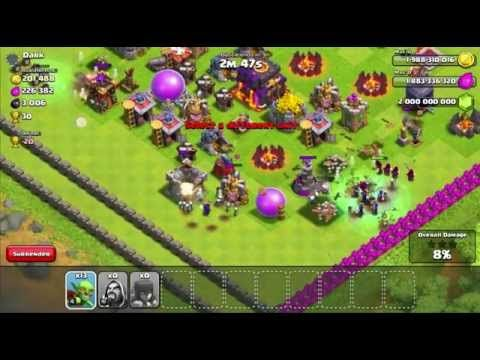 Clash Of Clans 7 156 Apk Mod Unlimited Mod Hack