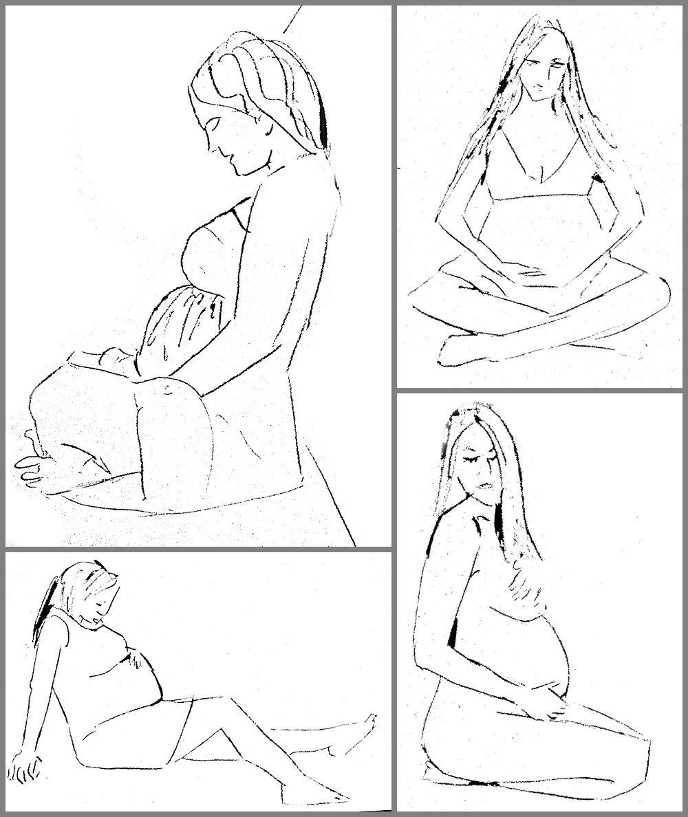 maternity posing guide trickle affair www tricklediary com work rh in pinterest com Posing Guide Portrait Illustrations Posing Guide Portrait Illustrations