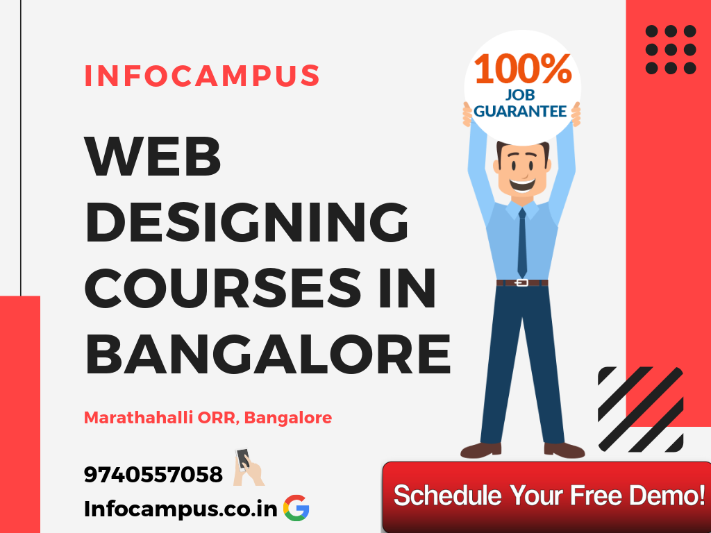 Web Designing Training In Bangalore Marathahalli Web Design Course Web Design Design Course