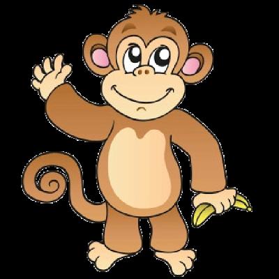 funny baby monkey pictures monkeys cartoon clip art cakes rh pinterest com clip art monkeys cartoon clipart monkey