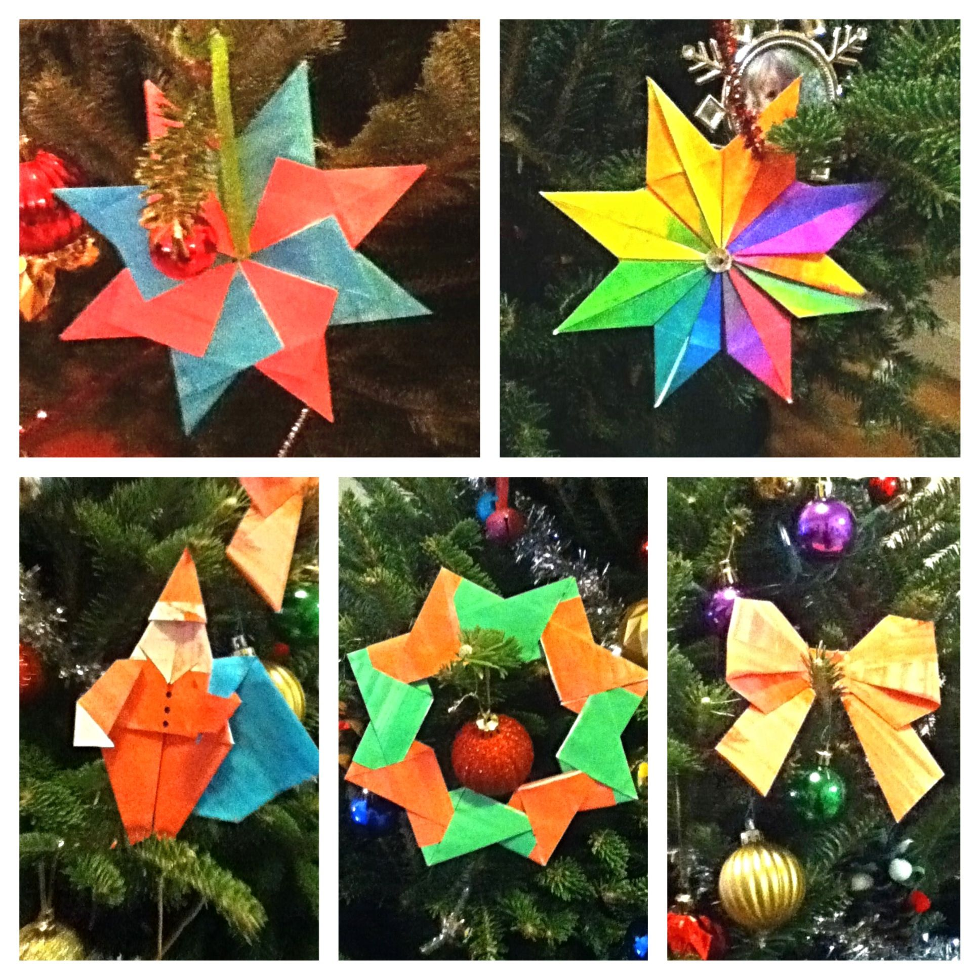 Holiday Origami Fun Arts Crafts For Kids Pinterest