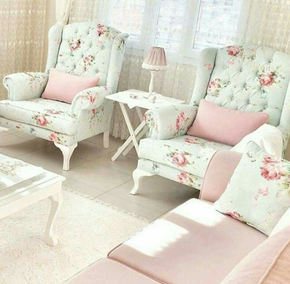Shabby Chic Home Accessories, Living Room