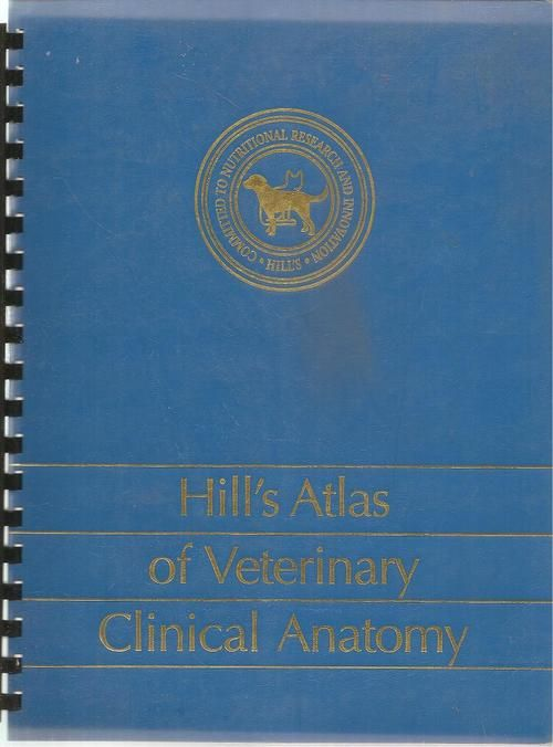 Hill\'s Atlas of Veterinary Clinical Anatomy Pdf Free Download ...