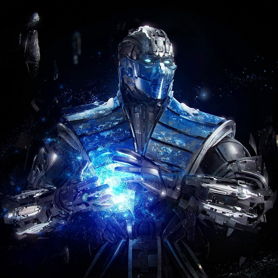 Cool Sub Zero And Other Mortal Kombat Art And Wallpaper At Spizak Com And Get Spizak Com Sub Zero Mortal Kombat Mortal Kombat Art Mortal Kombat