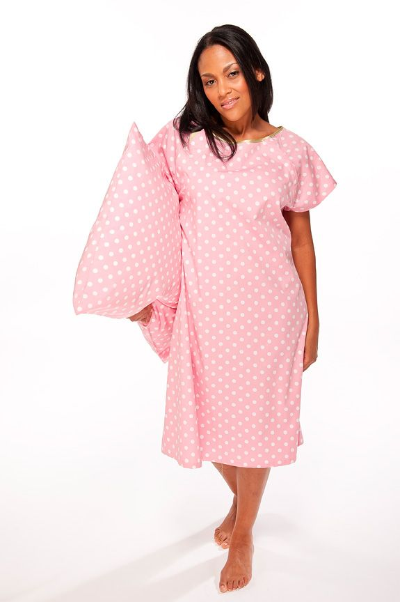 Matching maternity hospital gown Gownie | Kids | Pinterest ...
