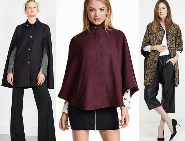 abrigos capas y ponchos zara | Ponchos zara, Capas y ponchos