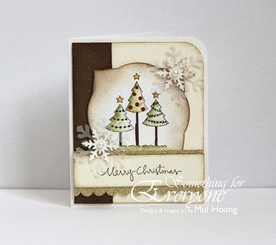Stampin Up Card Kit (4) GOLDEN CHRISTMAS`