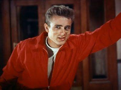 James Dean's Red Harrington | Image, 1950's