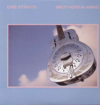 Robot Check In 2020 Brothers In Arms Dire Straits Vinyl Music
