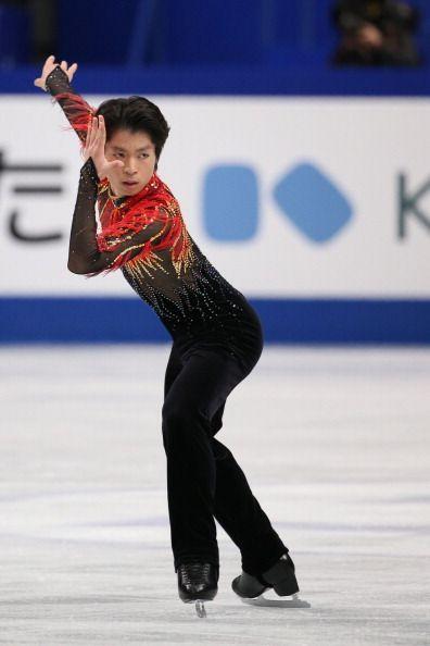 Tatsuki Machida - 2014 World Figure Skating Championships