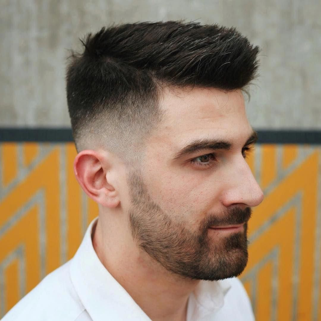 Cool Messy Short Mens Hairstyles Beard Styles Short Short Hair With Beard Mens Haircuts Short
