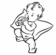 Image Result For Baby Boy Clipart Black And White Baby Boy