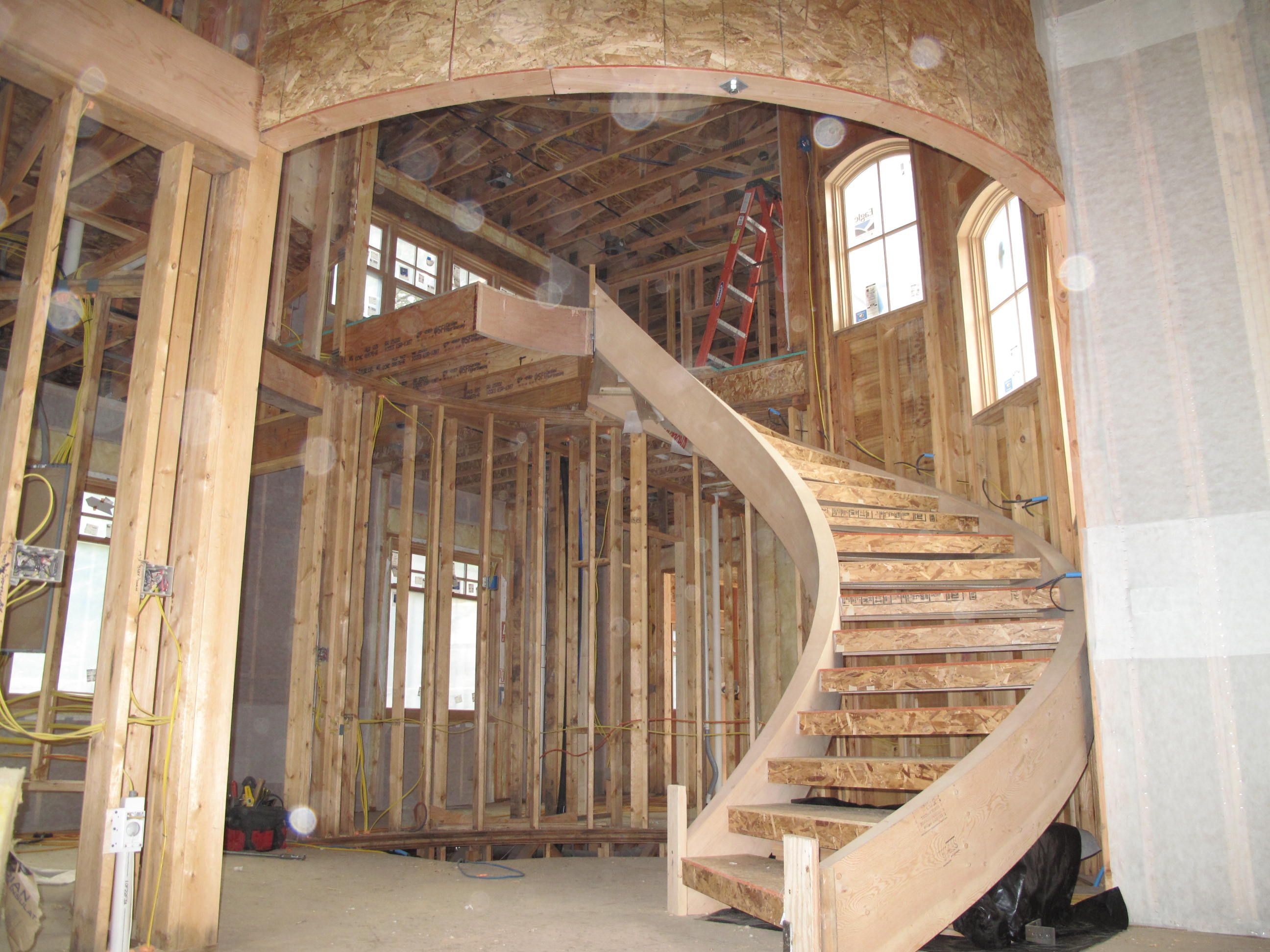Best Winding Staircase For 12 Foot Ceilings Google Search 640 x 480