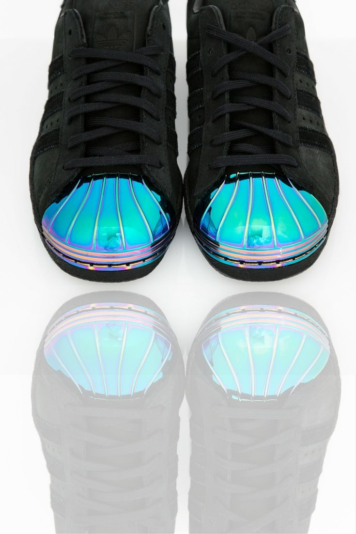 Some serious mermaid now. vibes from adidas right now. mermaid Iridescent metal 6b1d54