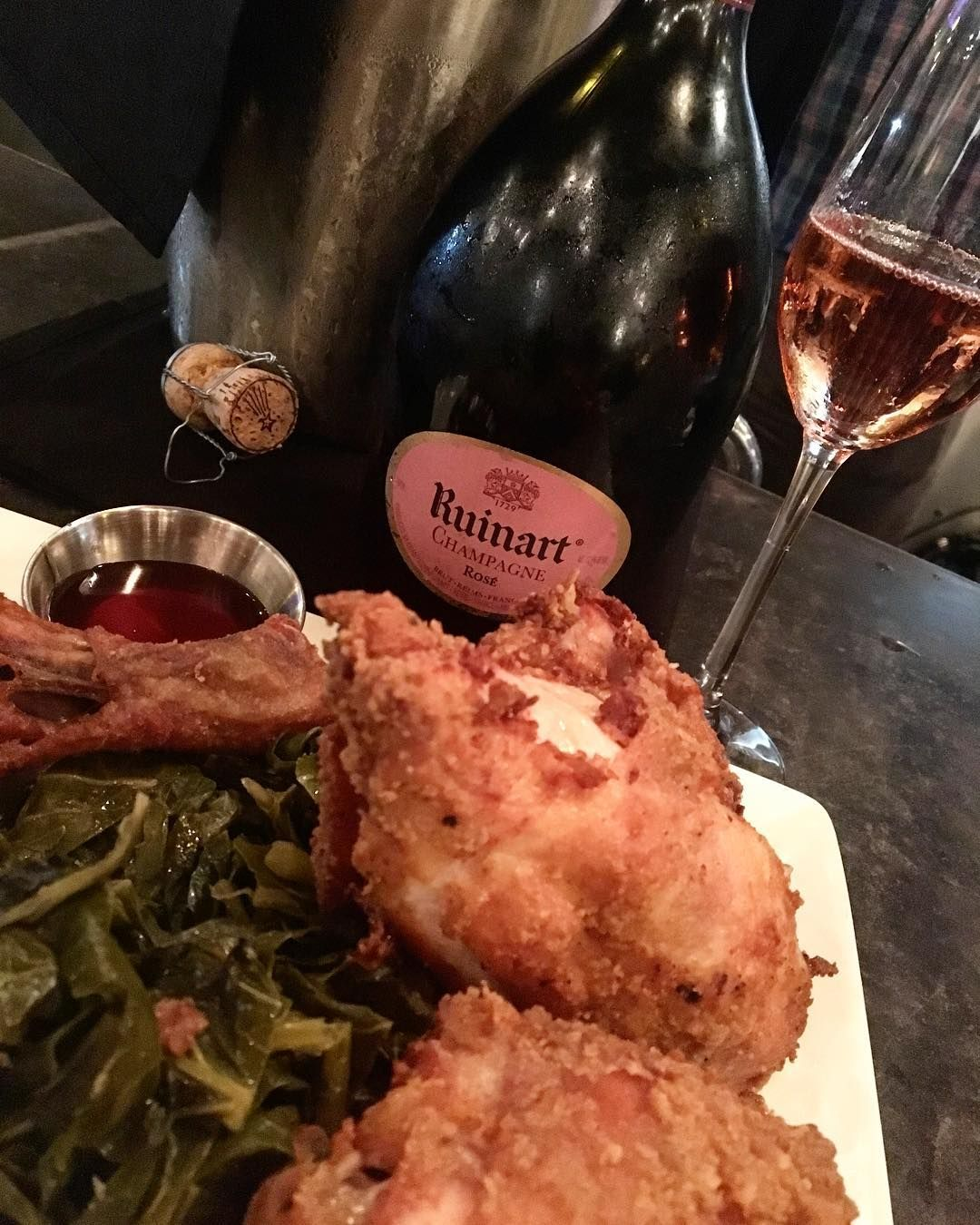 Fried Chicken And Champagne Is One Of My Absolute Food And Wine Pairings Wine Food Pairing Wine Recipes Food