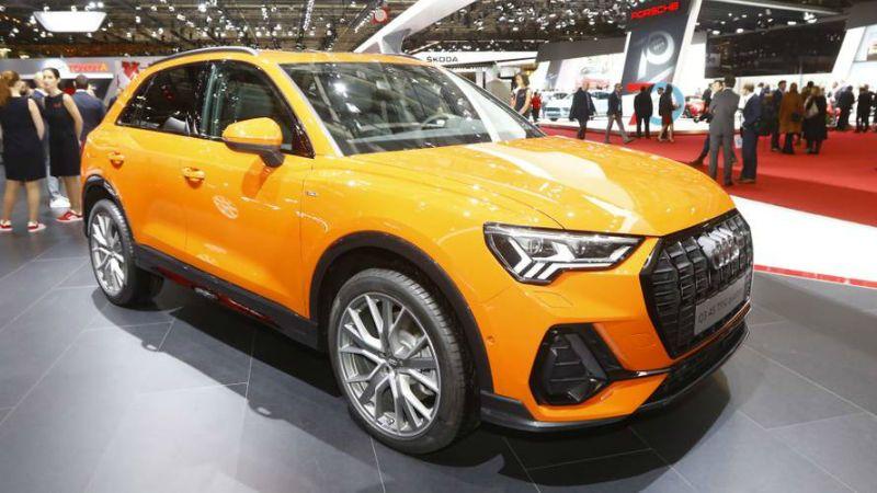2019 Audi Q3 Colors Audi Q3 Audi Audi Allroad
